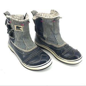 Sorel Tivoli Stripped Boots